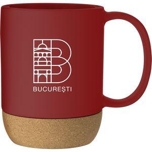 13oz Beck Mug (Red)