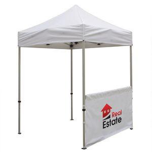 6' Half Wall for Event Tents (Full-Color Imprint)
