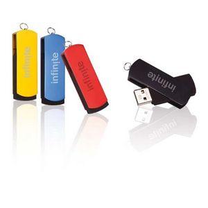 2 GB Universal Source™ Slide USB 2.0 Flash Drive