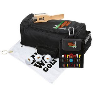 Titleist® Club House Bag Travel Kit w/DT TruSoft™ Golf Balls