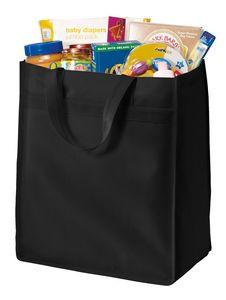Port Authority® Standard Polypropylene Grocery Tote