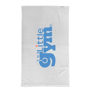 Performance Large Flat Hem Fitness Towel