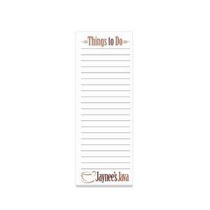 "3""x8"" BIC® Adhesive 50 Sheet Notepad"