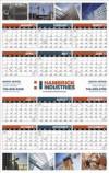 Triumph® Full Color Span-A-Year Calendar