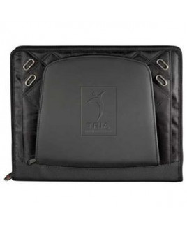 "elleven™ 10"" Tablet Zippered Padfolio"