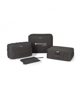 Samsonite Foldable Packing Cubes 4IN1 - Graphite