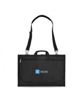 Travis & Wells® Trenton Garment Bag Black