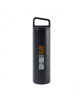 MiiR®Vacuum Insulated Wide Mouth Bottle - 20 Oz. Black