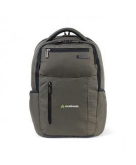 Samsonite Tectonic Cross Fire Computer Backpack - Green-Black