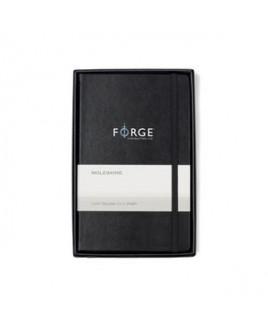 Moleskine® Large Notebook Gift Set - Black