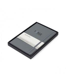 Moleskine® Large Notebook Gift Set - Slate Grey