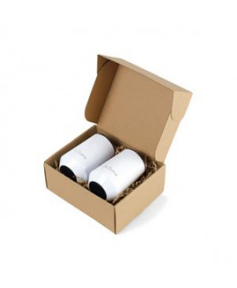 Aviana™ Clover Gift Set - White Opaque Gloss
