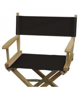 Director's Chair Replacement Canvas (Unimprinted)