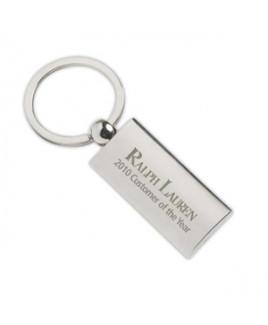 """""""Era"""" Laser Engraved Metal Key Holder"""