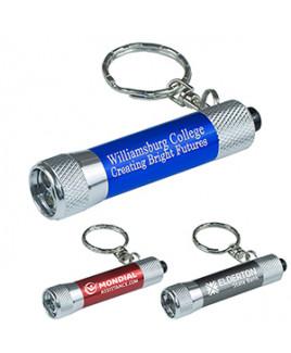 """Galatea"" Mini 3 LED Aluminum Keychain Keylight"
