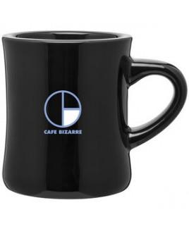 10oz Diner Mug (Black)