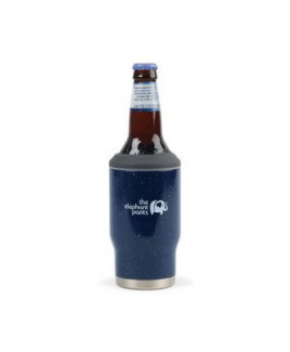 Aviana™ Alpine Double Wall Stainless Cooler - 12 Oz. - Navy Speckle