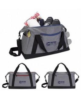 Good Value® Two Tone Sport Duffel Bag