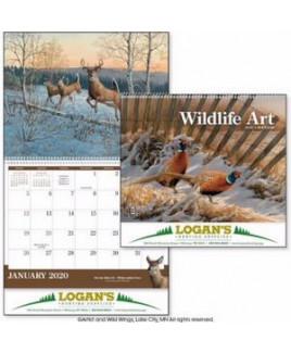 Triumph® Wildlife Art Appointment Calendar