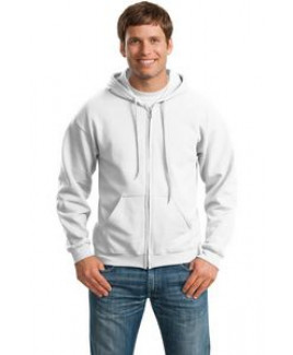 Gildan® Men's Heavy Blend™ Full-Zip Hooded Sweatshirt