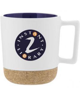 12oz Iris Mug (Cobalt Blue)