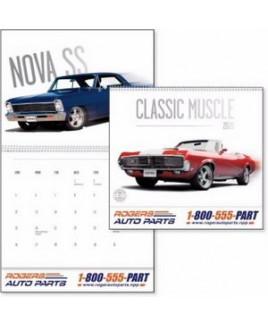 Triumph® Classic Muscle Cars Appointment Calendar