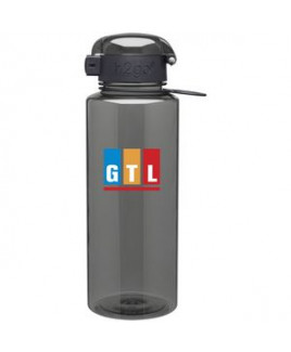 28oz H2go Pismo Bottle (Graphite)