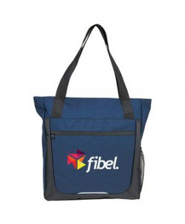 Essentials Zippered Business Tote