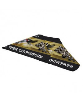 20' Tent Canopy (Full-Bleed Dye Sublimation)
