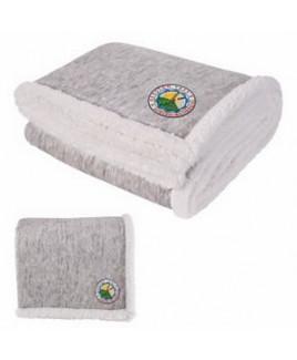 Good Value® 2-Tone Sherpa Blanket