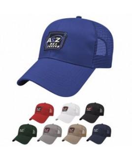 CAP AMERICA Mesh Back Solid Cap