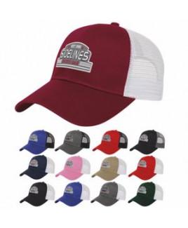 CAP AMERICA Two-Toned Mesh Back Cap