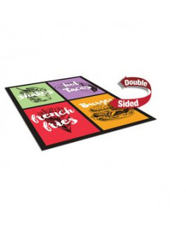 Simpo Sign II Replacement Signboard (Double-Sided)