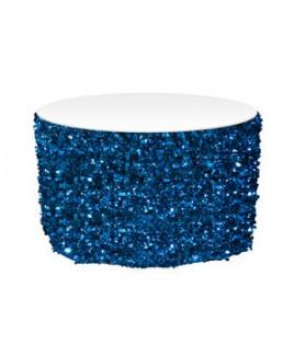 """Skirt for 31.5"""" Tables (Metallic)"""