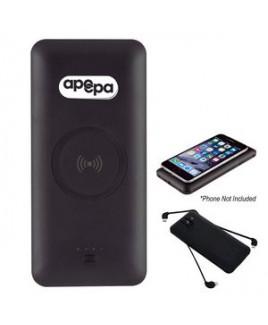 6-In-1 Wireless Power Bank