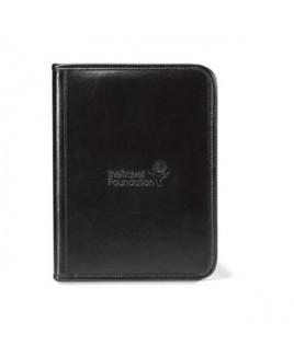 Tuscan Leather Writing Pad - Black