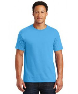 JERZEES® Men's Dri-Power® 50/50 Cotton/Poly T-Shirt