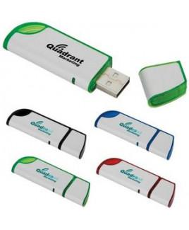 4 GB Universal Source™ Slanted USB 2.0 Flash Drive