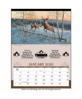 Triumph® Wildlife Art Calendar