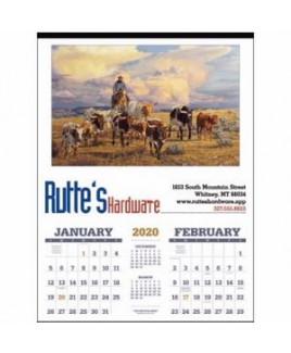Triumph® American West By Tim Cox Calendar