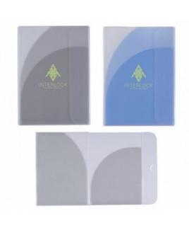 GoodValue® Two Pocket Folder w/Tuck Closure