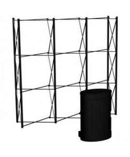 10' Straight ARISE Floor Display Hardware