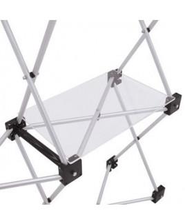 Micro GeoMetrix Clear Shelf