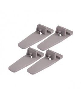 Deluxe GeoMetrix Stabilizer Feet (Set of Four)