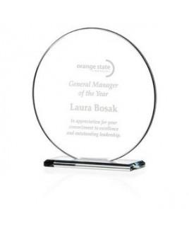 Jaffa® Round Gem Cut Award - Medium