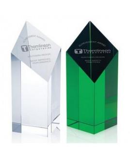 """7 1/2"""" Jaffa® Spectra Pillar Award"""