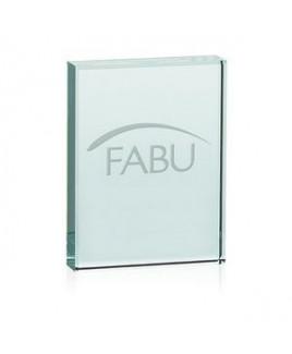 Jaffa® Jade Paperweight - Vertical
