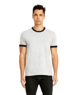 NEXT LEVEL APPAREL Unisex Ringer T-Shirt