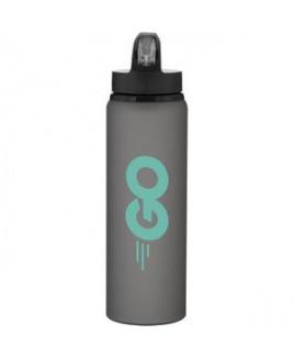 28oz H2go Allure Bottle (Matte Gray)
