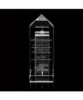 Jaffa® Custom Optical Apex Tower Med Award